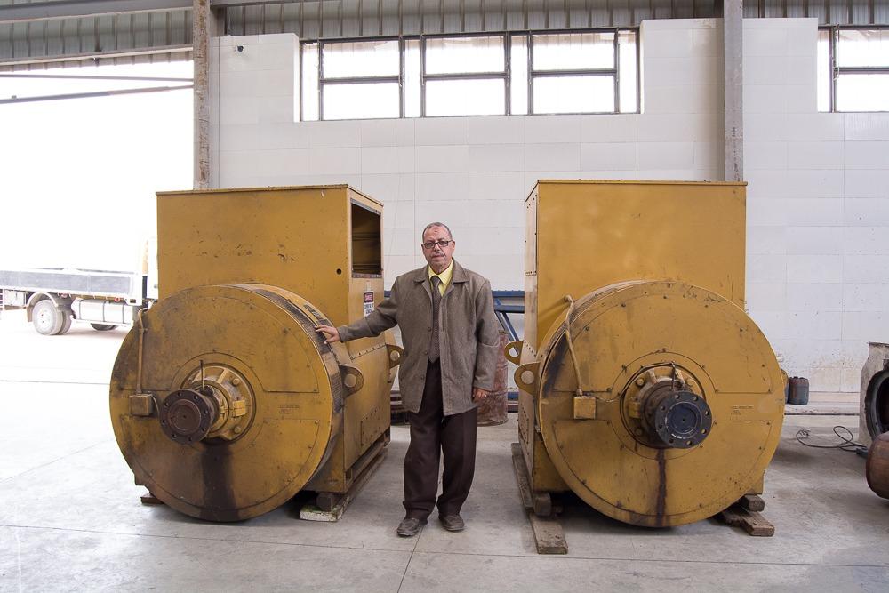 AC /DC generators